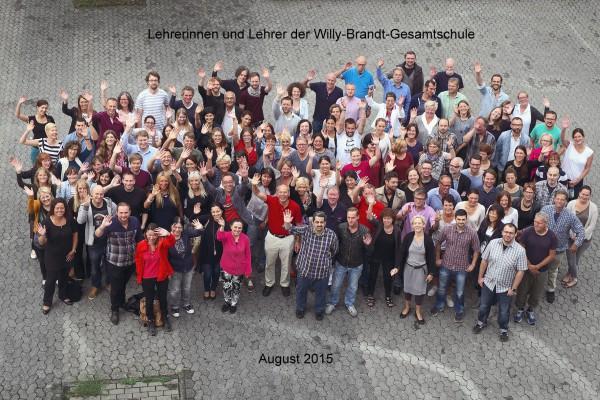 kollegium 2015 #3 klein Schrift