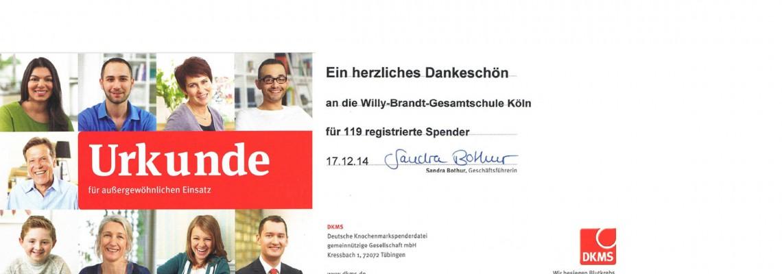 banner Urkunde Typisierung