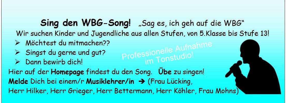 Schulsong Banner Tonstudio